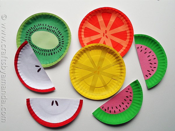 Paper-Plate-Fruit