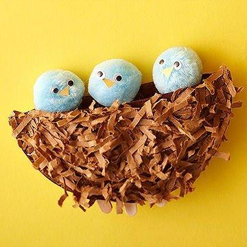 Гнездо для птенцов