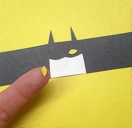 шаблон Бэтмена