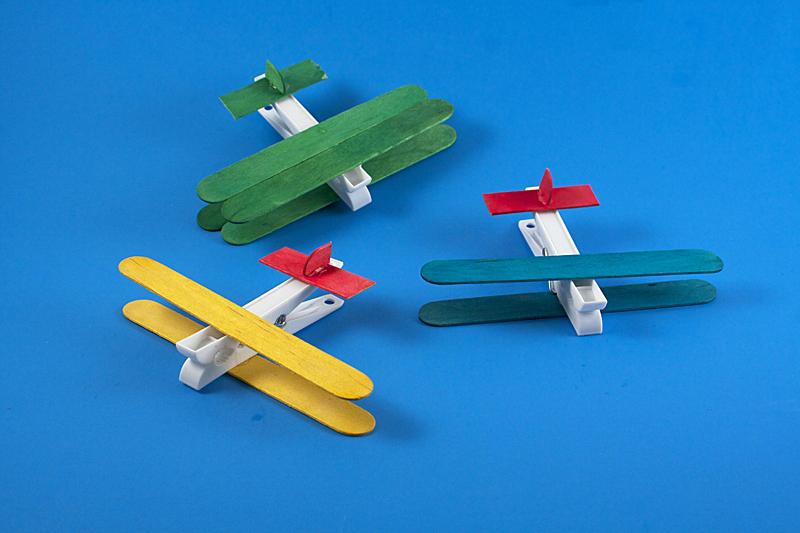 Планерные самолетики