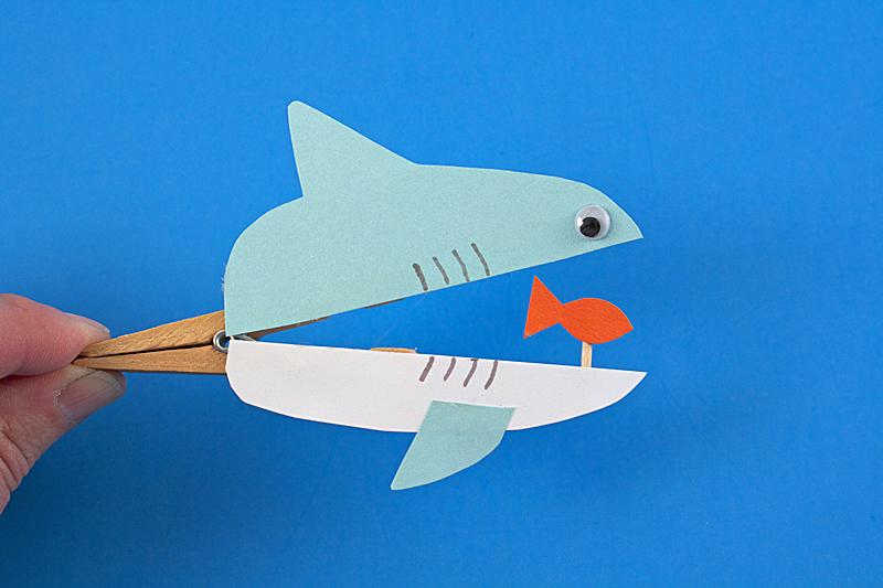 Акула в поисках Немо