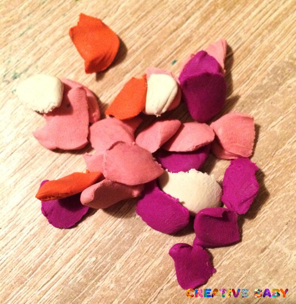 Открытка-магнит «Сказочный цветок»