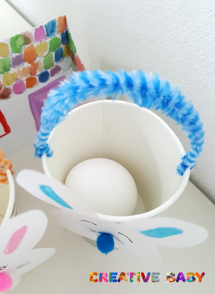 Ведёрки для пасхальных яиц